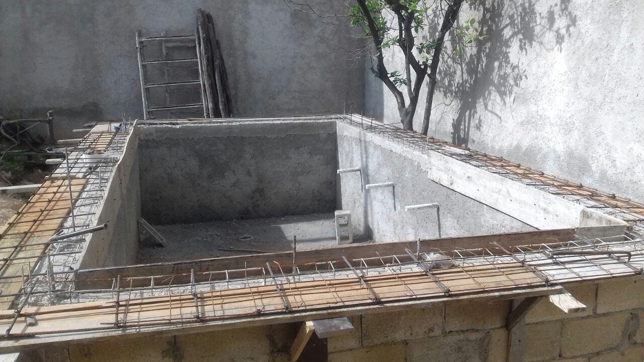 Albercas maestro constructor en canc n for Construccion de albercas en mexico