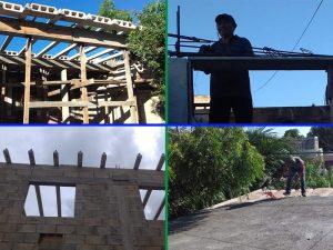 albanil cancun losas 300x225 - Servicio de albañileria en cancún